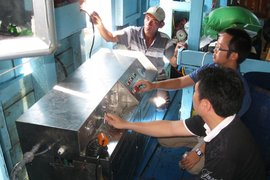 Desalination water purifier: It is very necessary for offshore fishermen